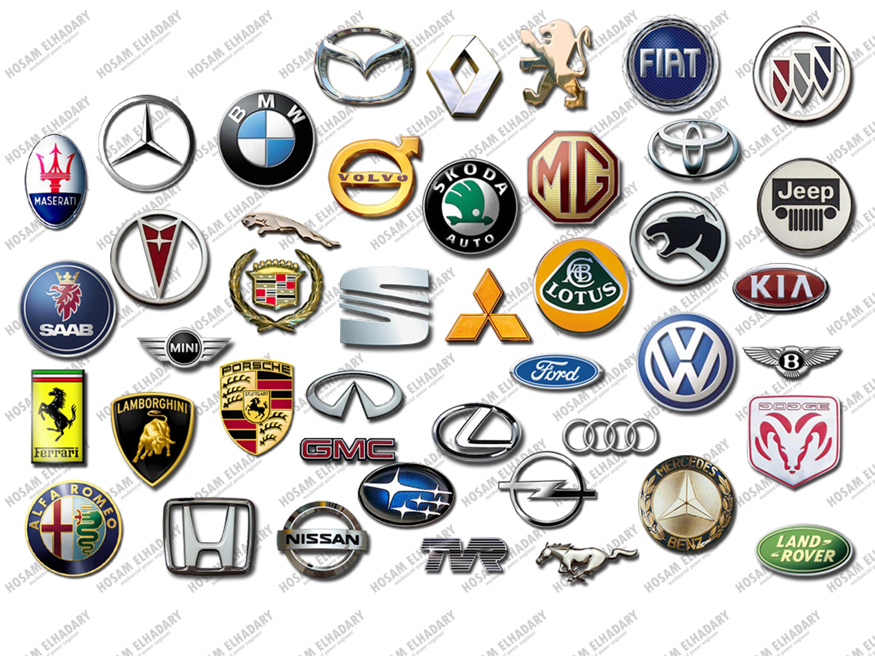 Car Logos wallpaper Car Logos hd wallpaper background desktop 2844x2133