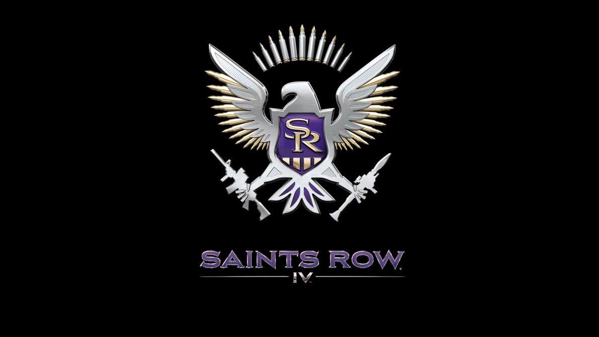 Saints Row Logo Wallpaper Saints 1191x670