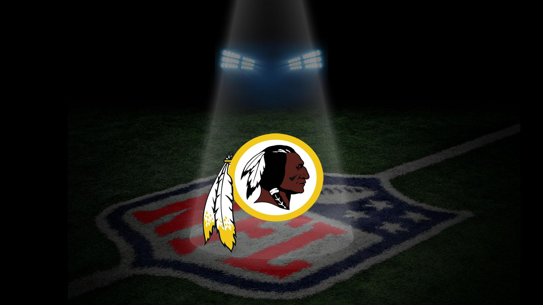 Redskins Wallpaper Desktop 1820x1024
