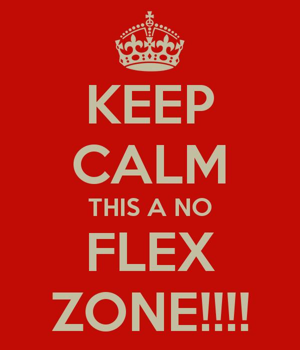 No Flex Zone Wallpaper - WallpaperSafari
