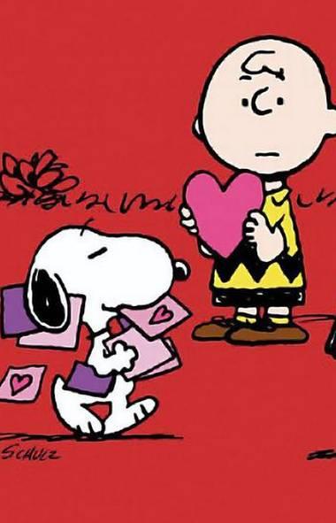 Free Charlie Brown Valentine Wallpaper WallpaperSafari