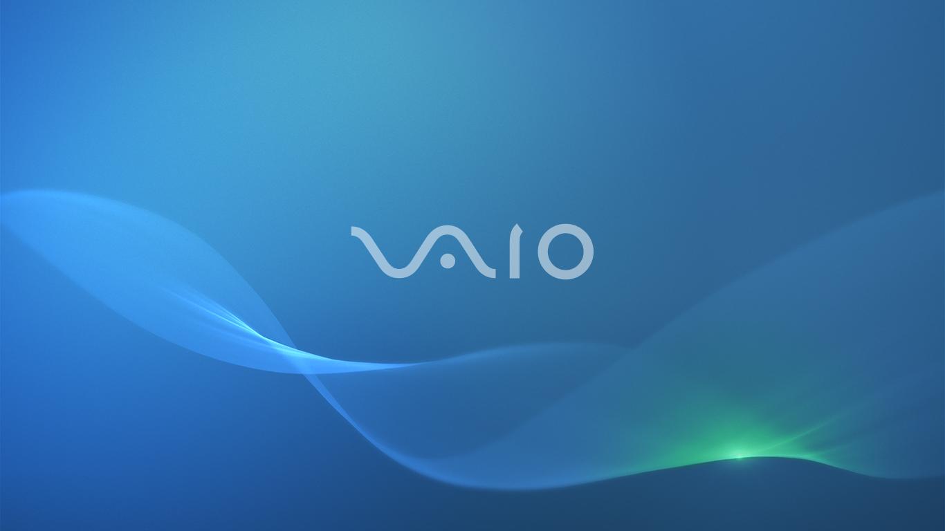 sony vaio wallpaper 1366x768 hd