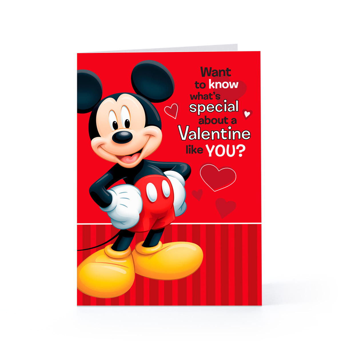 Mickey Mouse Valentine Wallpaper