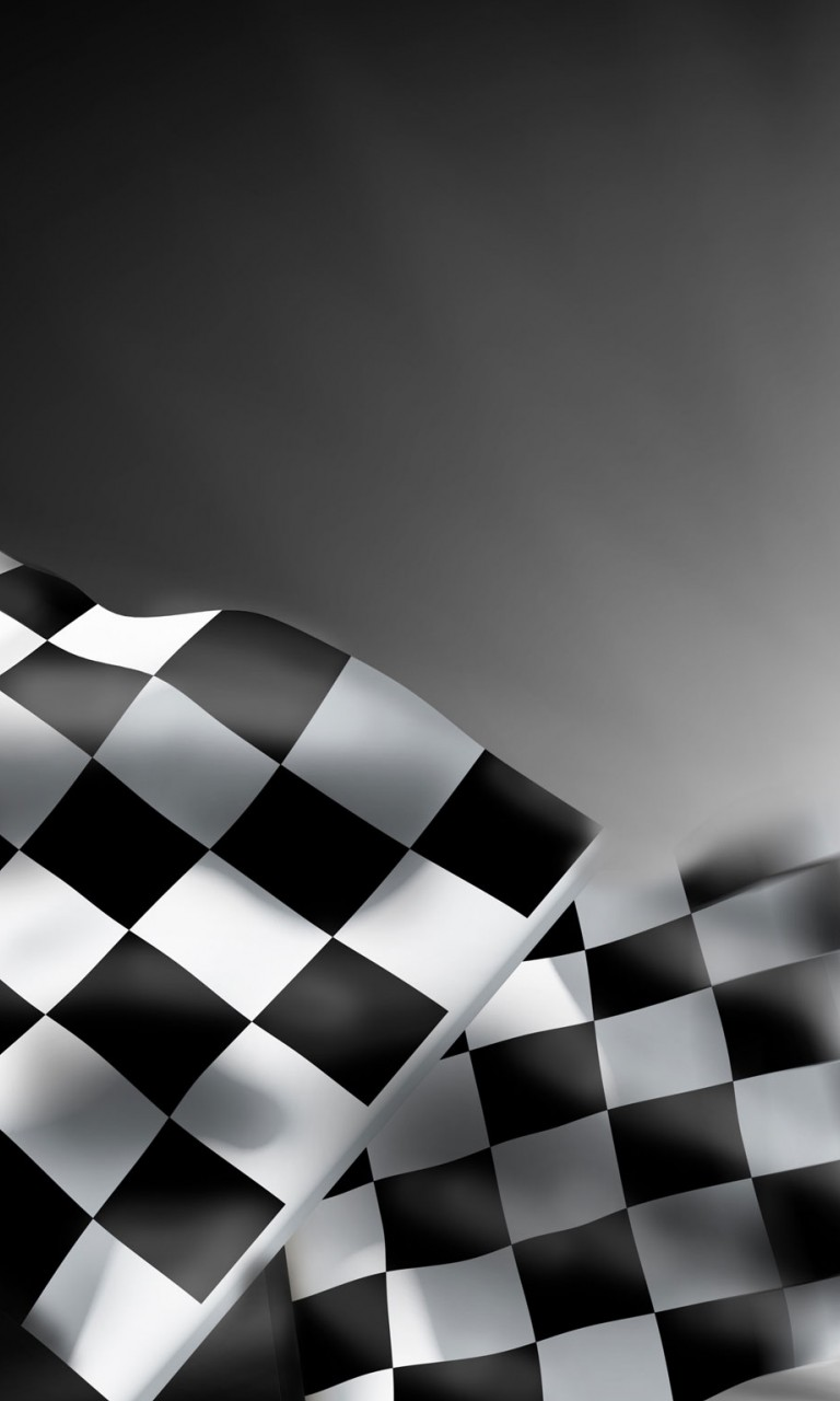 checkered flag wallpaper border checkered flag wallpaper border Car 768x1280
