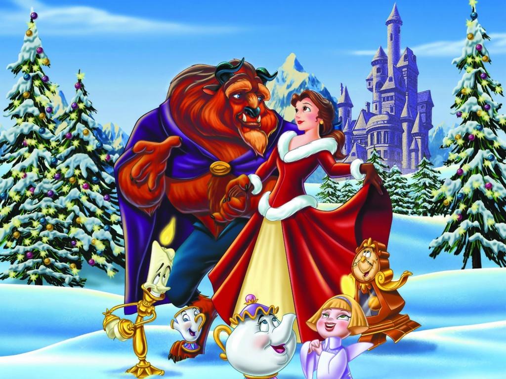 Christmas Wallpapers Disney Christmas Wallpapers 1024x768