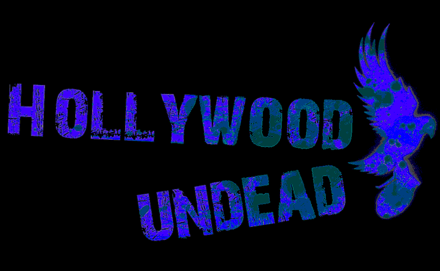 HollyWood Undead Edit by DragoonVenom 900x555
