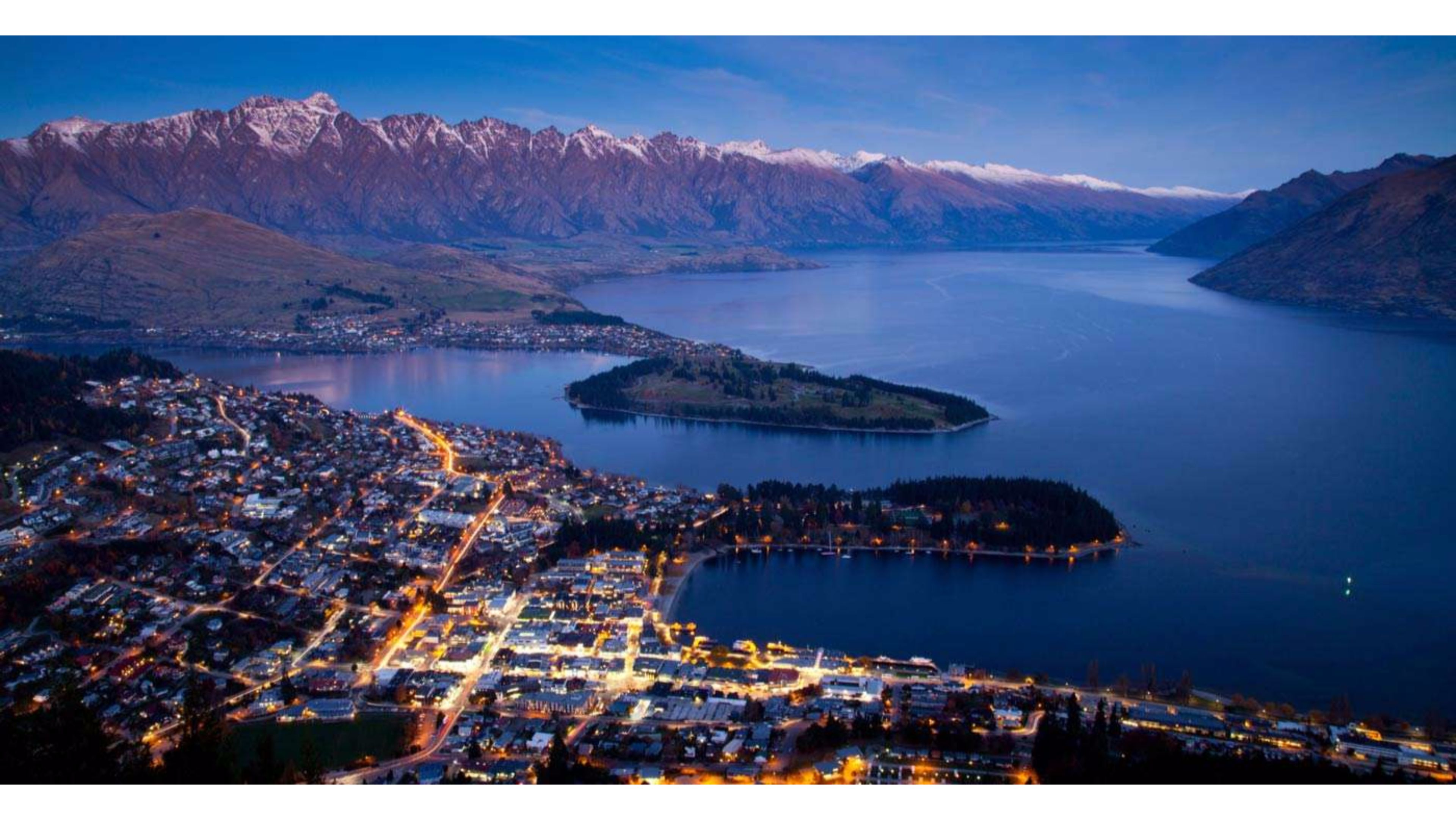 New Zealand Wellington wallpaper 3840x2160