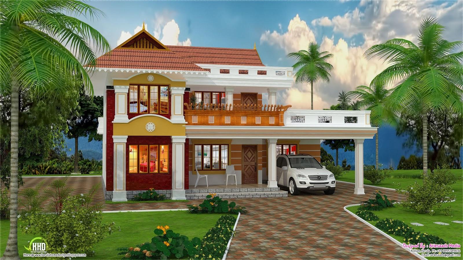 Beautiful House HD Wallpapers WallpaperSafari