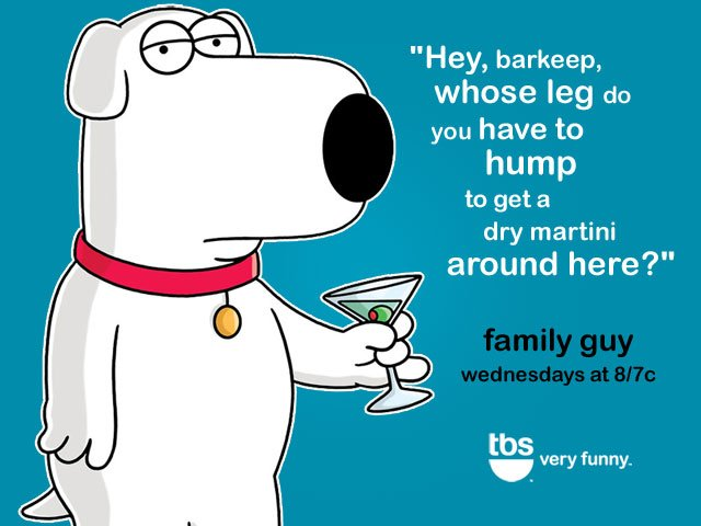 Cool Wallpapers Family Guy Wallpapers   Brian 640x480
