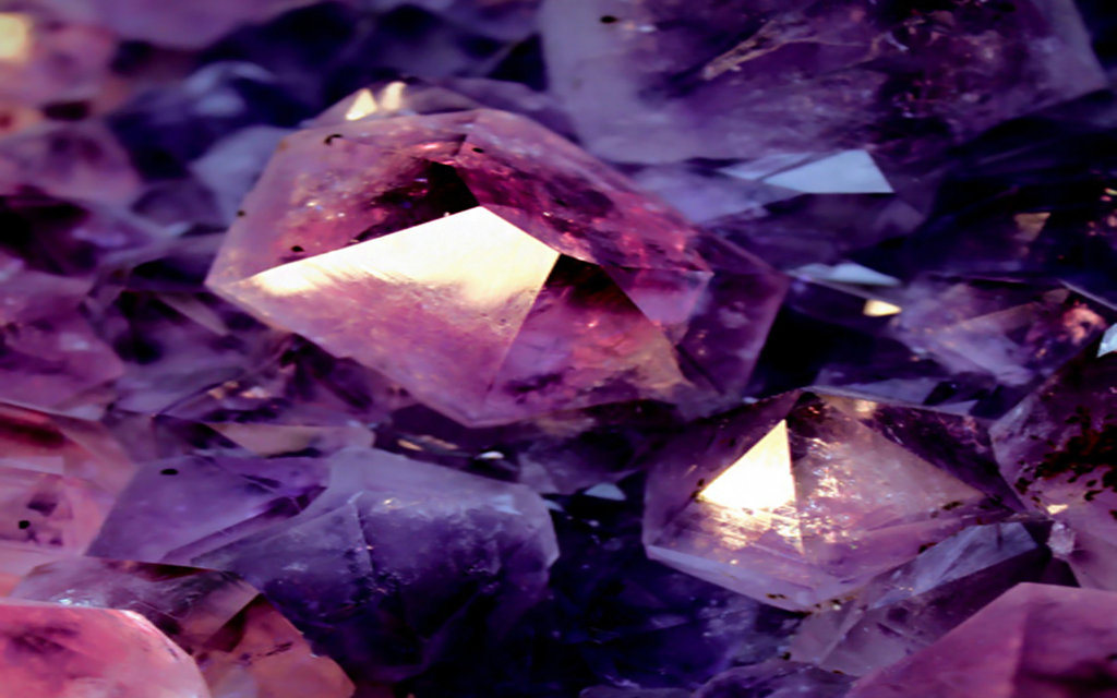 Quartz Crystal Wallpaper Wallpapersafari