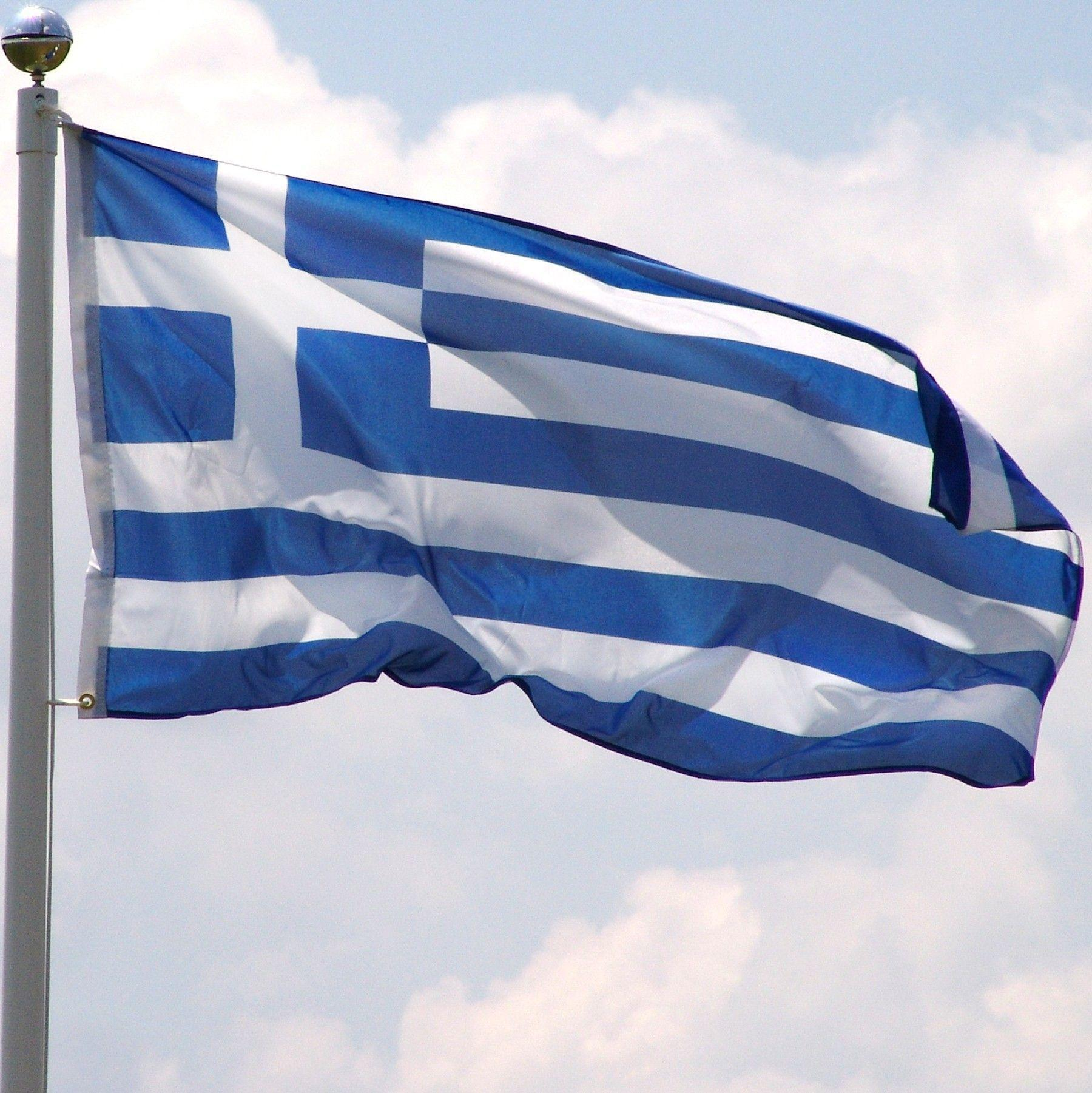 Greek Flag Wallpapers 1800x1801
