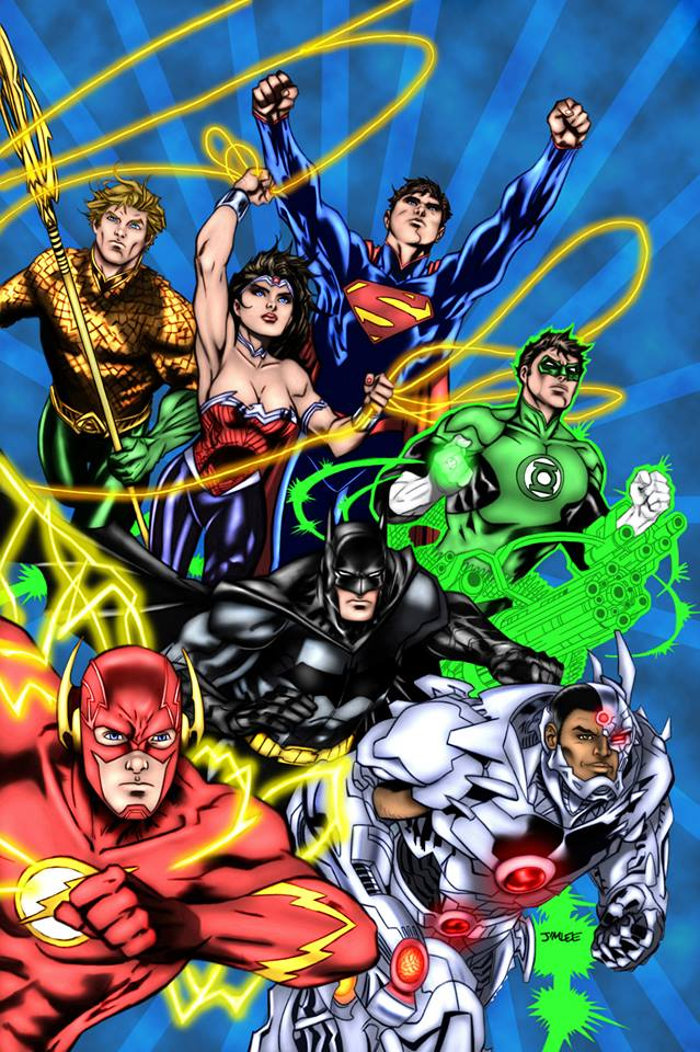 Justice League New 52 Wallpaper 1920x1080 Jla The 4 5 14 By 639x960