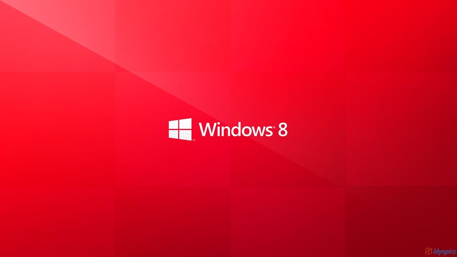 Windows 8 Metro Red Wallpaper , Windows 8 Metro Red Free Wallpaper ...