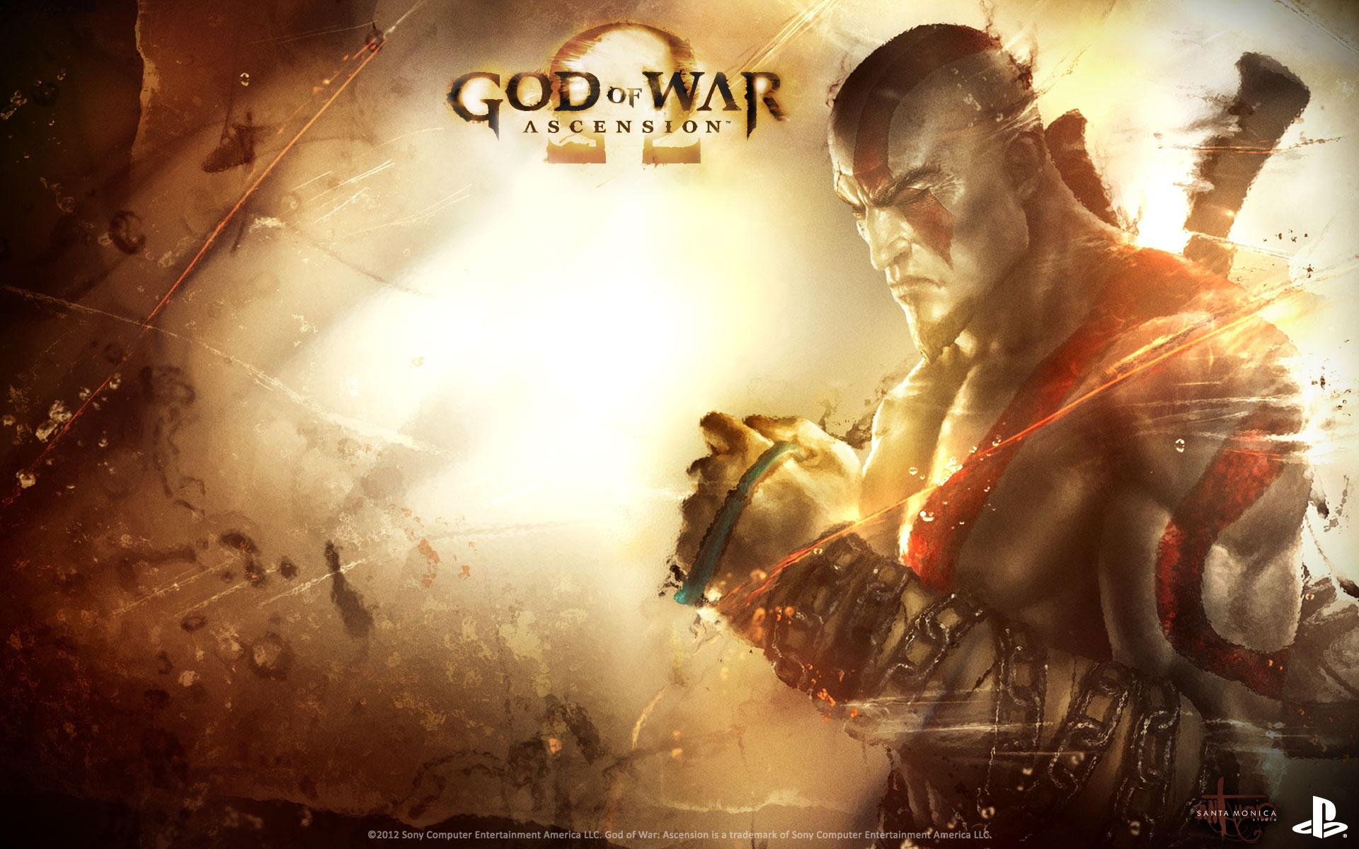 67 God Of War Hd Wallpaper On Wallpapersafari