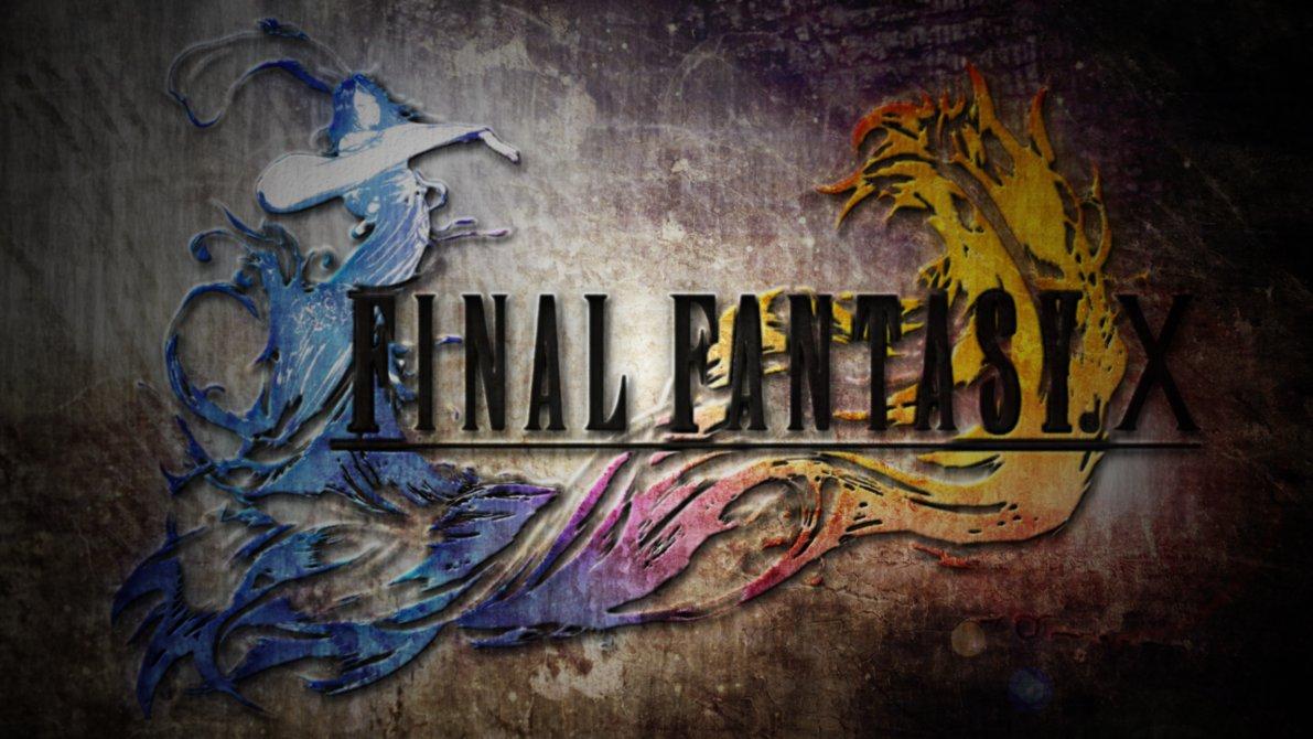 Final Fantasy X Wallpaper with speedpaint by ImAFutureGuitarHero on 1191x670