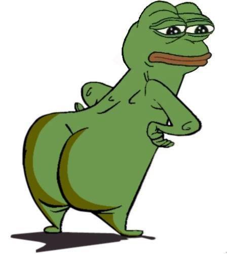The Strangest Pepe the Frog Memes SMOSH 450x500