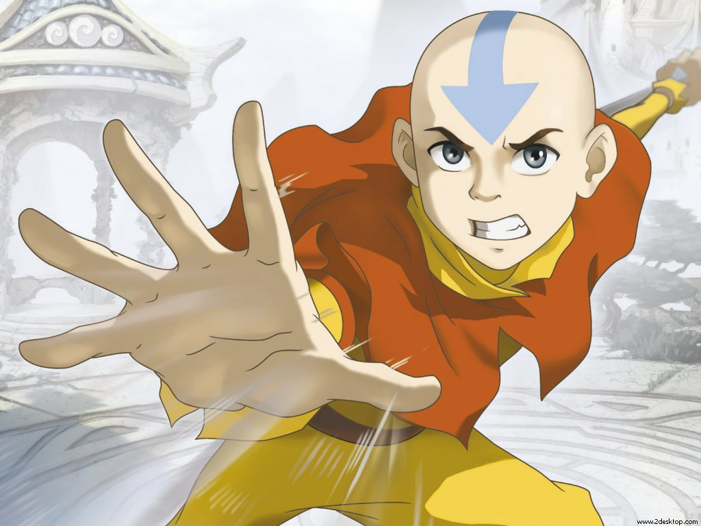 50 ] Avatar Aang Wallpaper On WallpaperSafari
