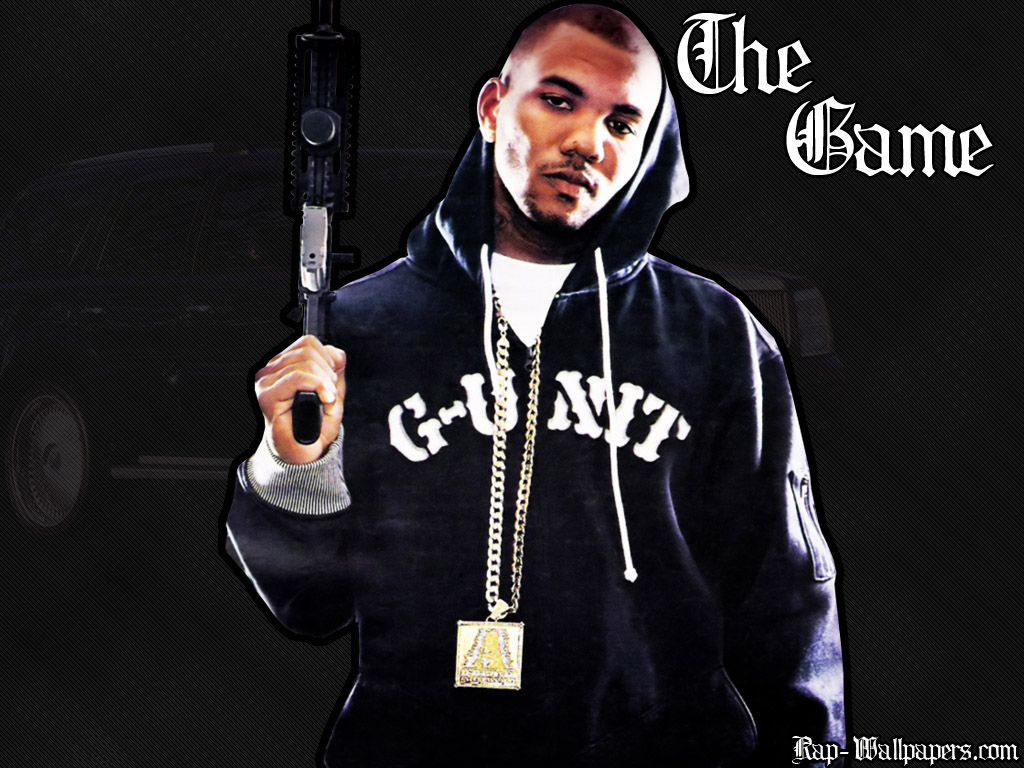 The Game [7] Rap Wallpapers 1024x768