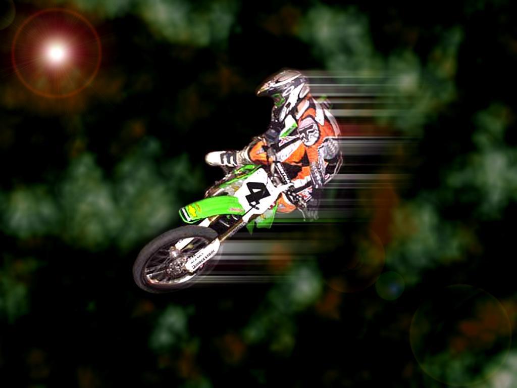 motocross freestyle Wallpaper 1024x768