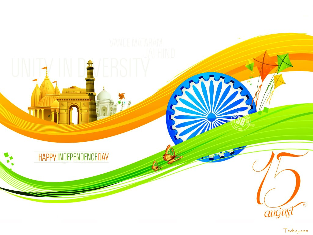 Download India Independence Day Hd Images Wallpapers   India 1024x768