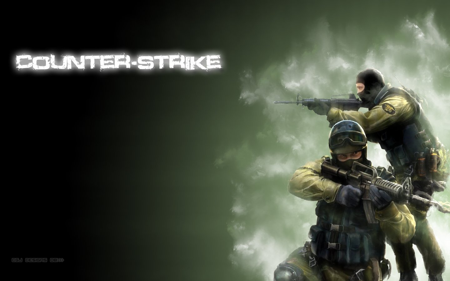 Wallpapers Counter Strike [HD] Mega Walls Games 1440x900