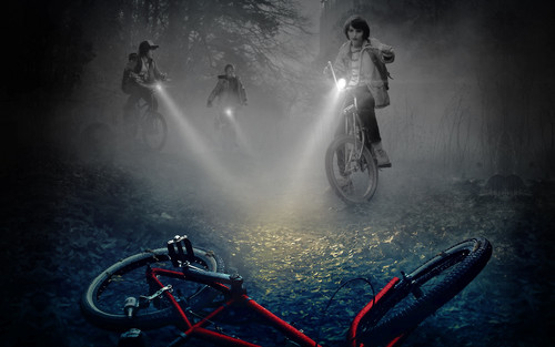 Stranger Things images Stranger Things Wallpaper HD 500x313