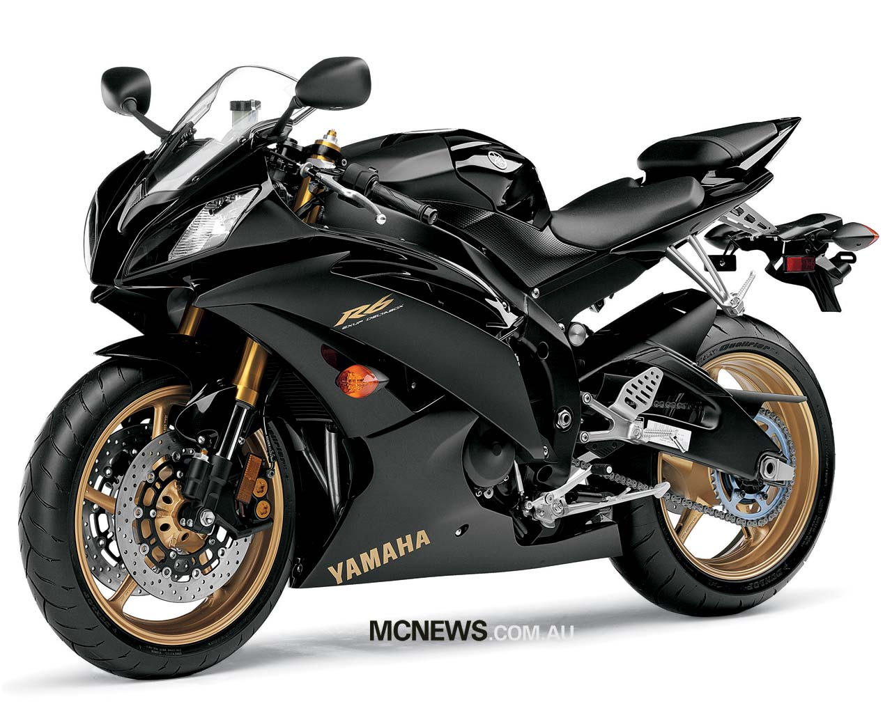 AUTOMOTIVE WALLPAPER Yamaha YZF R6 Wallpaper 1280x1024