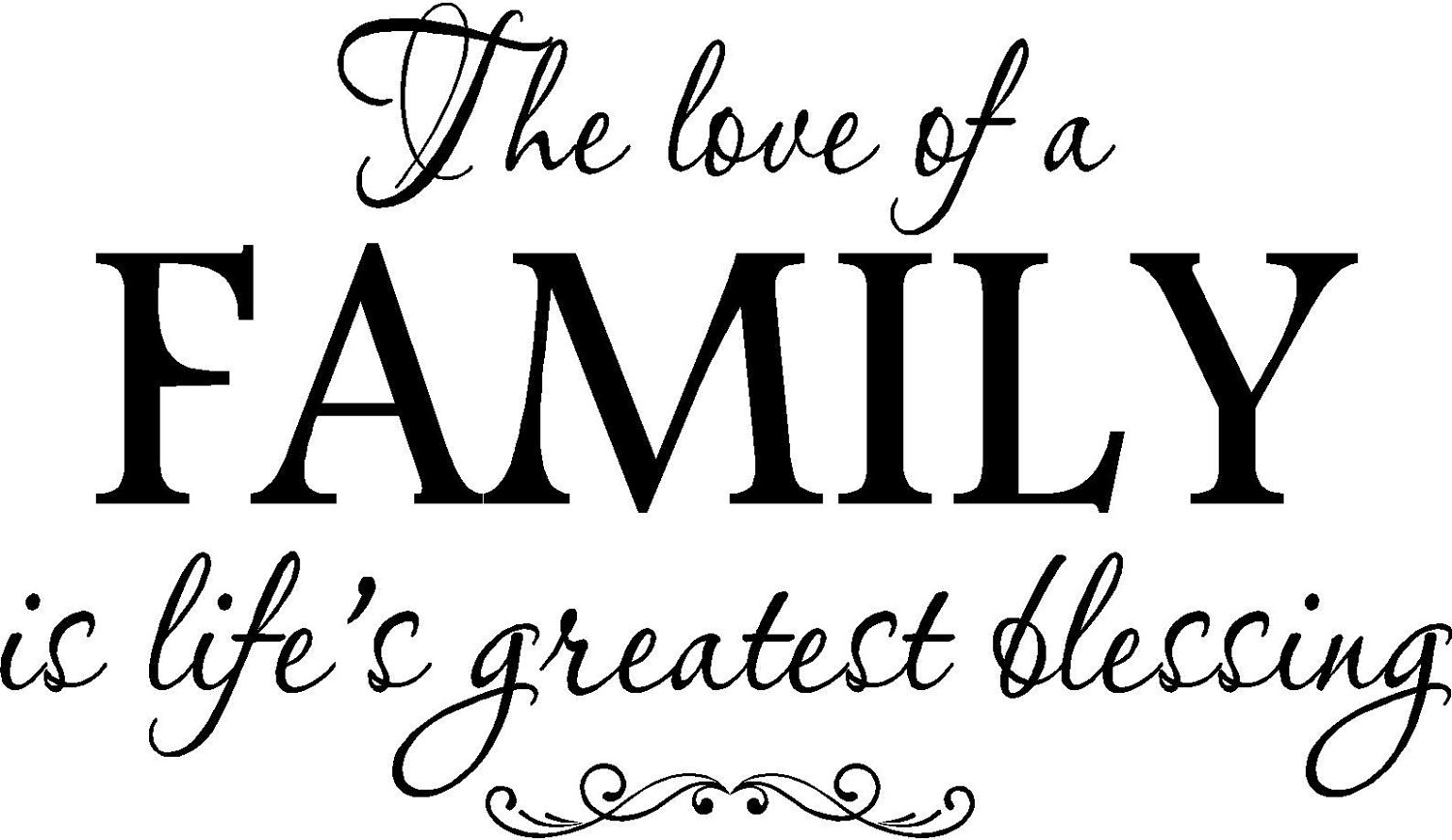 Its harder not to love family is forever It Is What It Is 1500x868