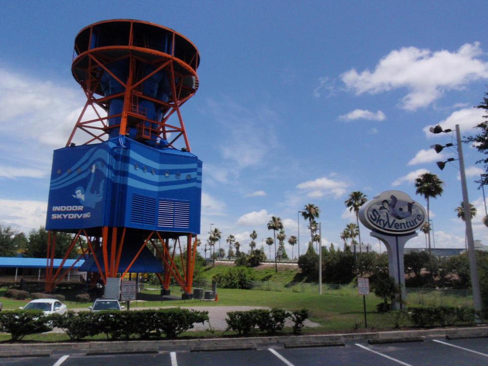 Universal Studios Orlando 980x735