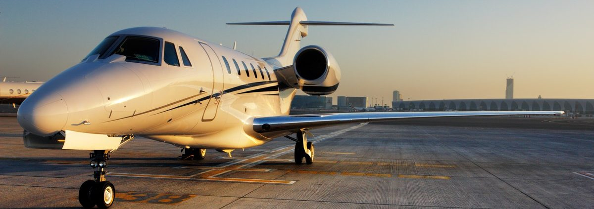 Cessna Citation X   the fastest operative civilian jet 1200x423