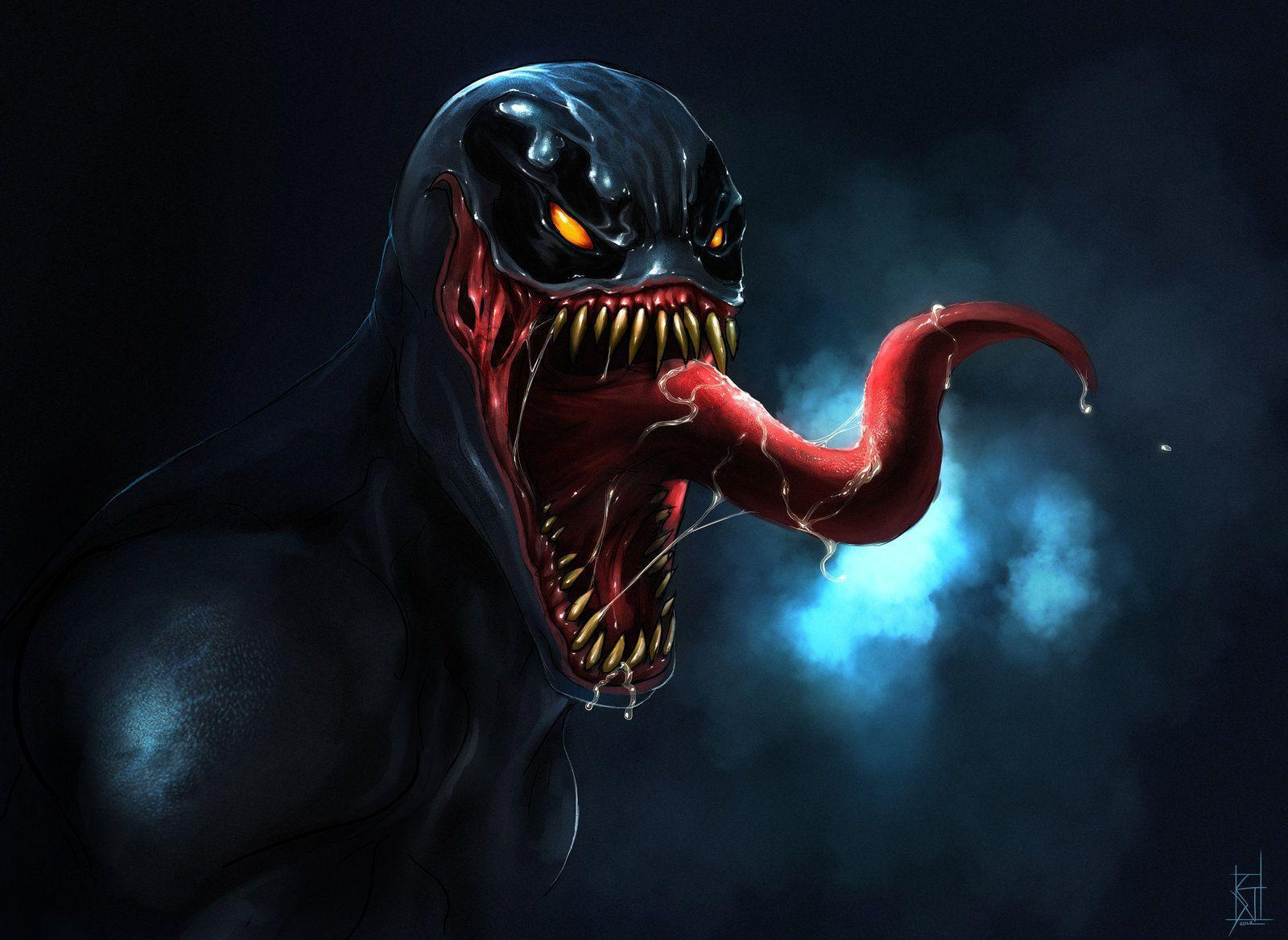 Venom Wallpaper Cave