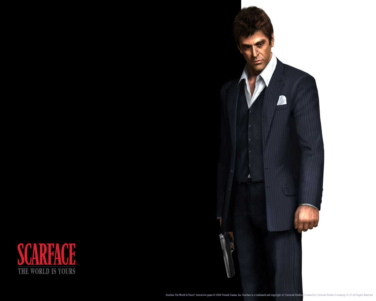 Scarface Wallpapers Wallpapers of Scarface Movie 1280x1024