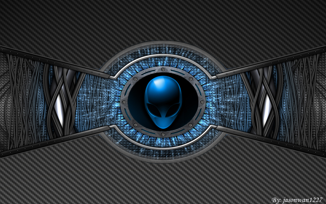 Wallpapers   Alienware by jasonwan1227   Customizeorg 1050x656