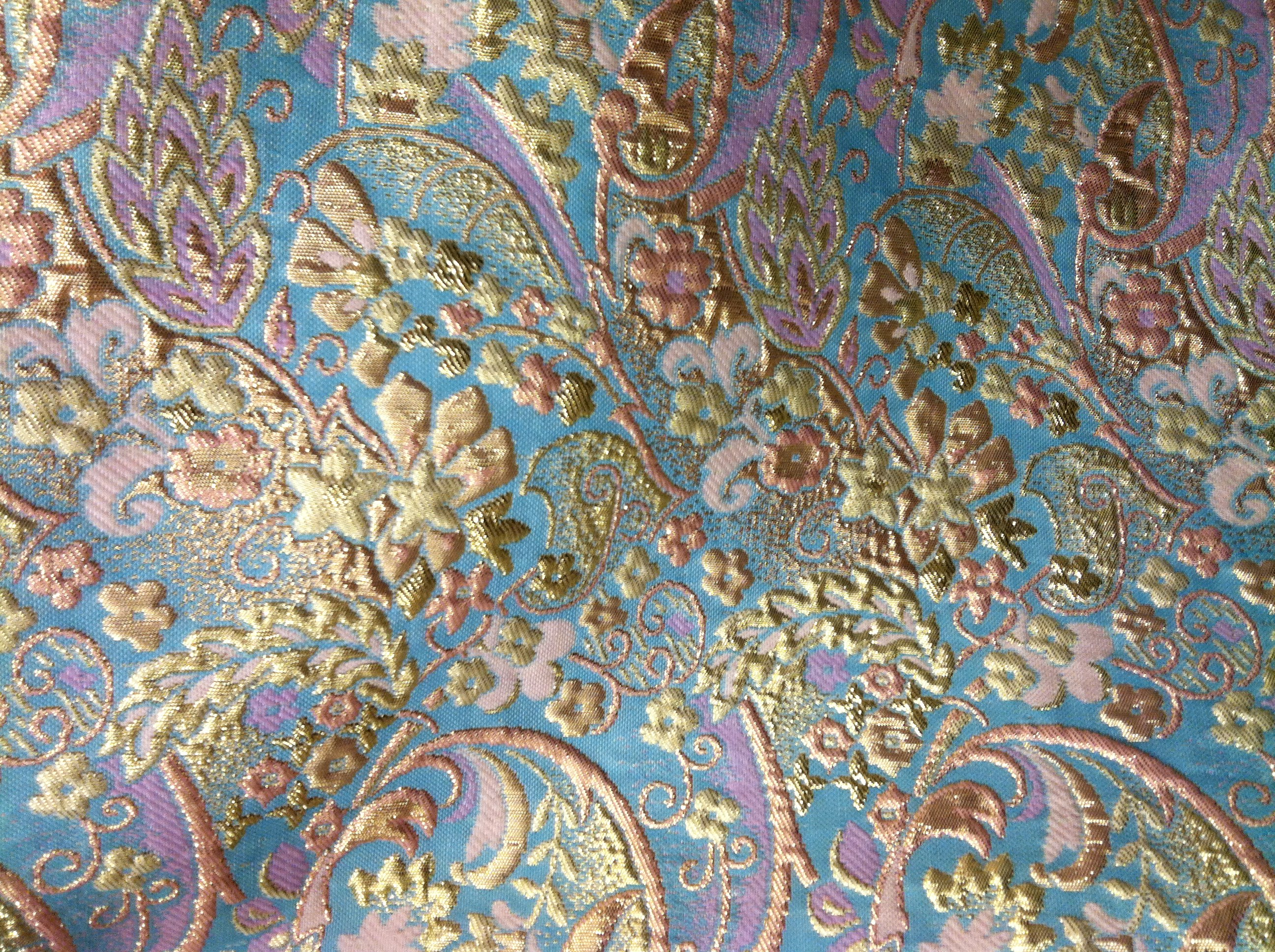 Brocade Fabric and Textile Inspiration Pinterest 2592x1936