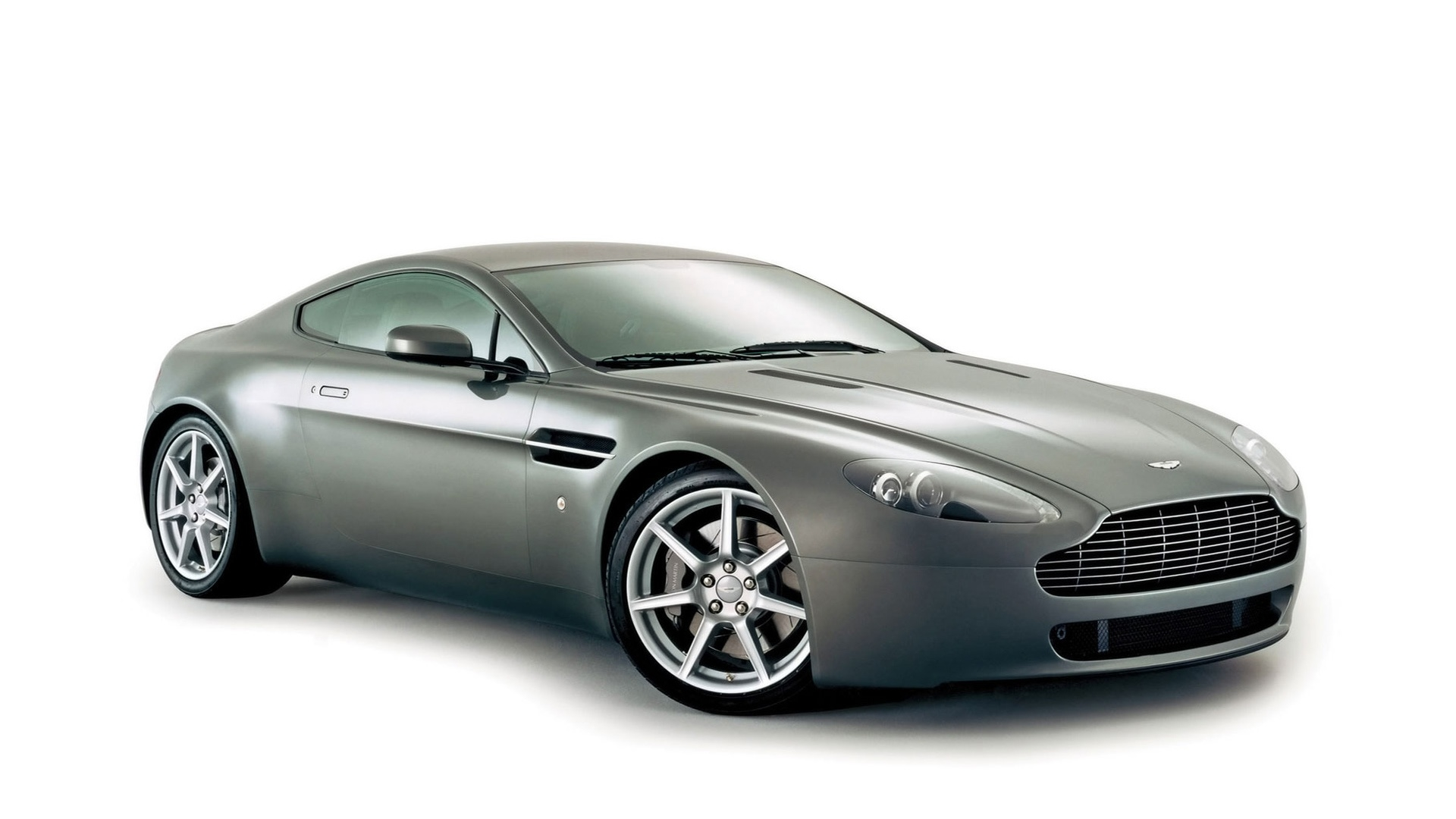 Aston Martin Vantage Side   High Definition Wallpapers   HD wallpapers 1920x1080