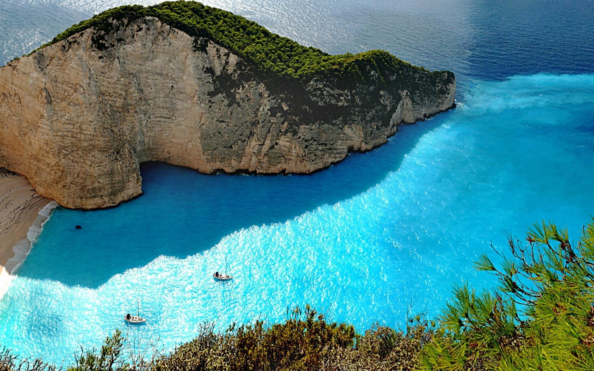 Zakynthos Greek Island Wallpaper HD Wallpapers 1920x1200