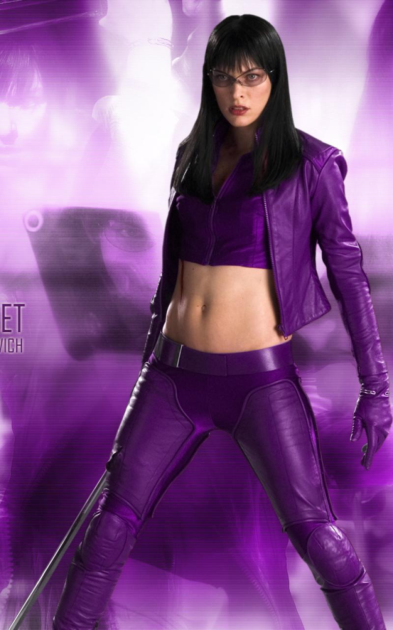 Milla Jovovich Ultraviolet Wallpapers - WallpaperSafari Milla Jovovich