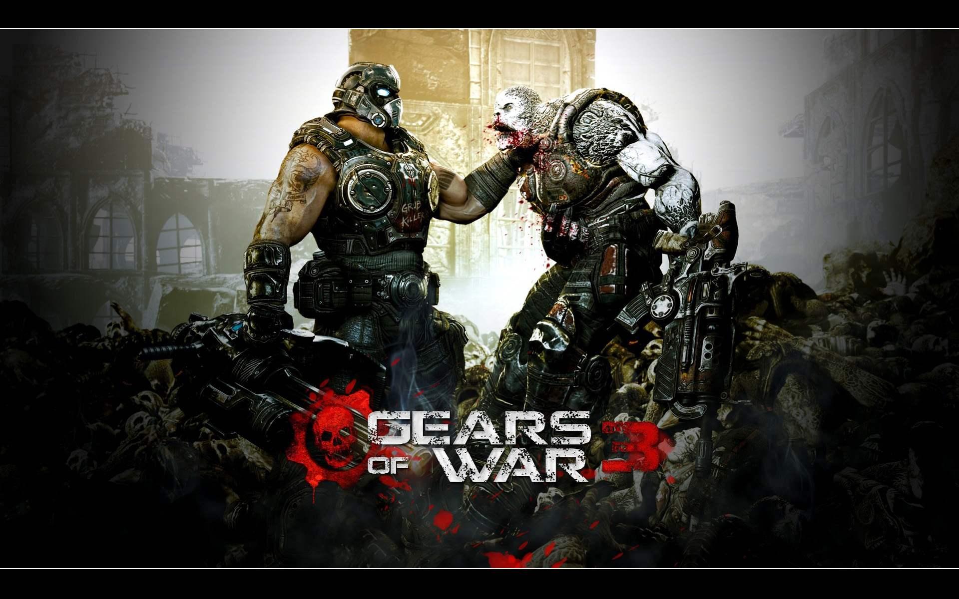 Gears Of War 3 Wallpapers 6676 Hd Wallpapers in Games   Imagescicom 1920x1200