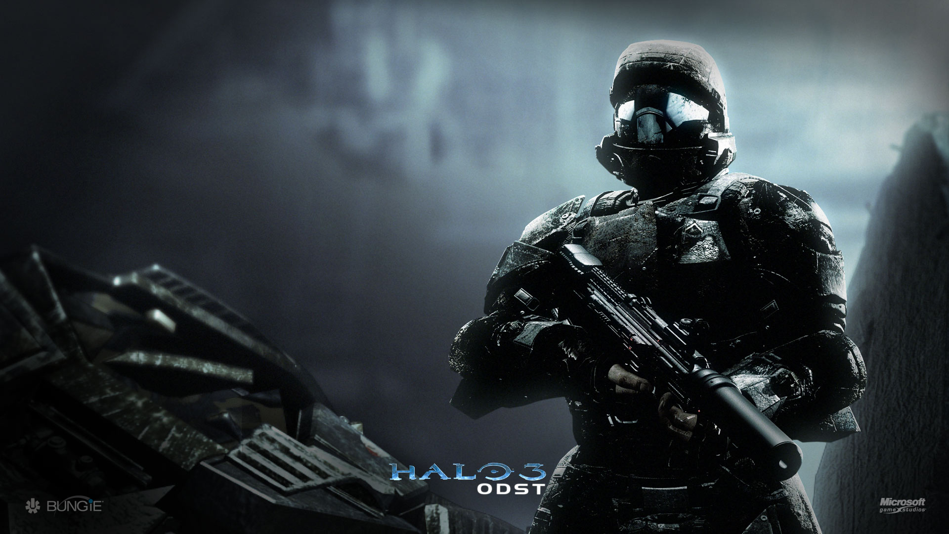 Welcome to the Halo 3 ODST wallpapers page 1920x1080