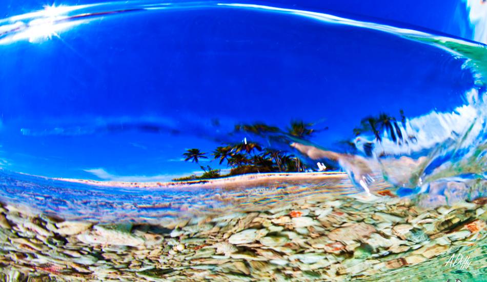 Pin Transworld Surf Hd Wallpapers Duck Dive Roxy Wallpaper Underwater 950x550