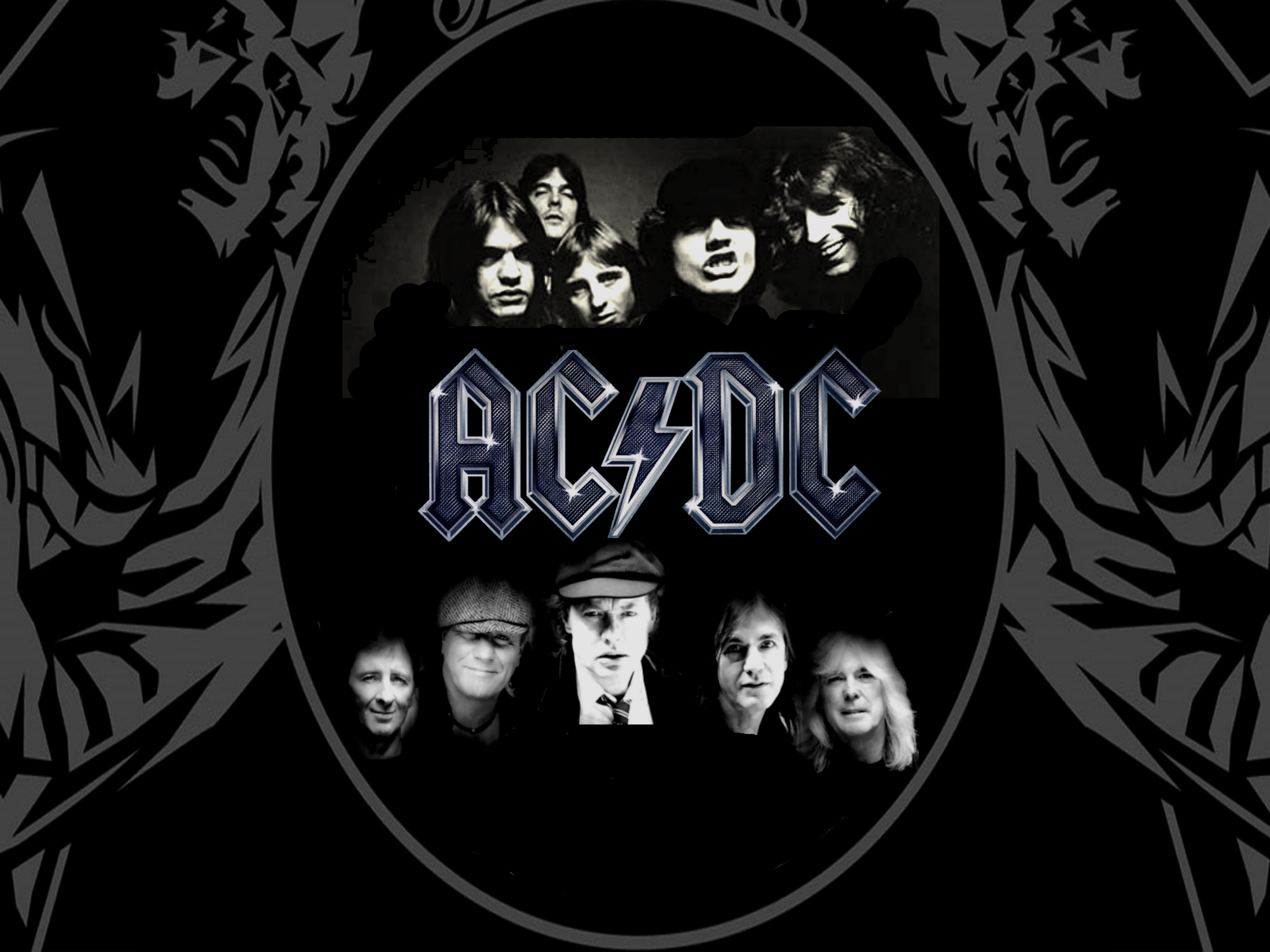 Ac dc wallpapers free wallpapersafari - Ac dc wallpaper for android ...
