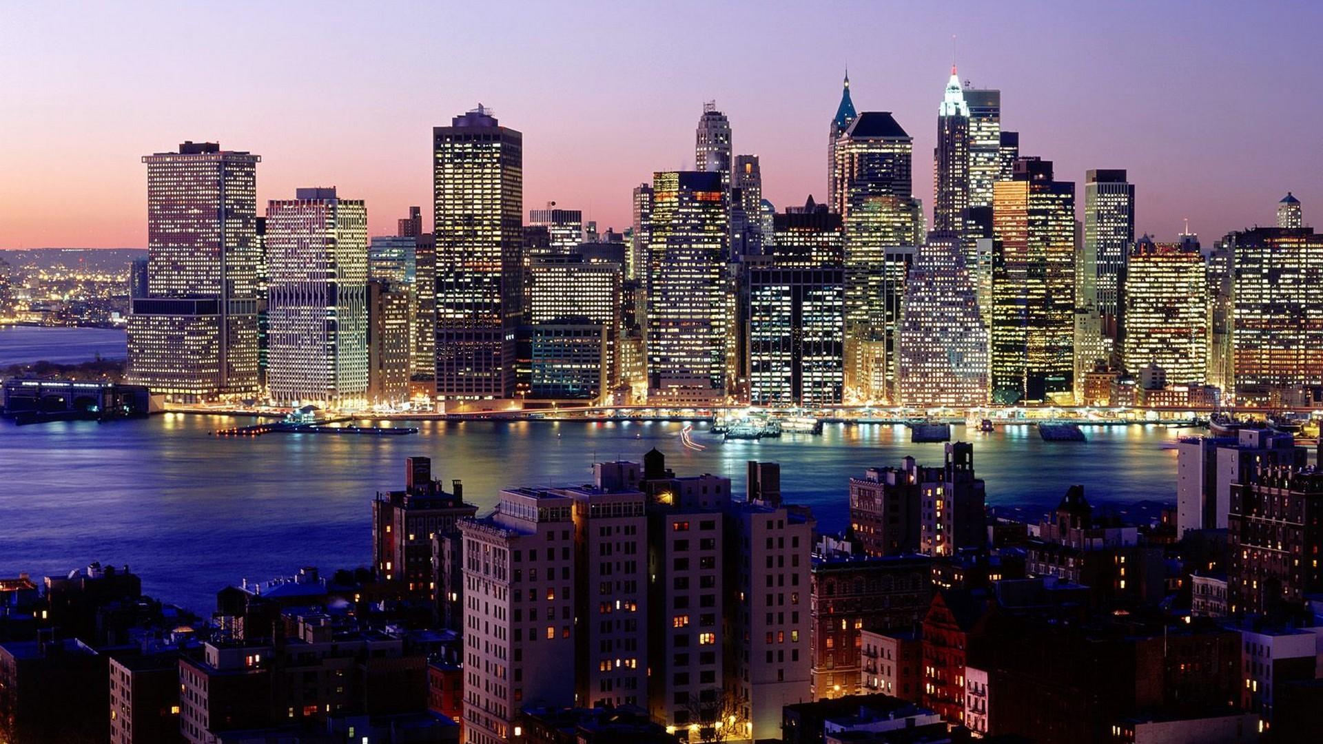 New York Cityscape   Wallpaper 32993 1920x1080