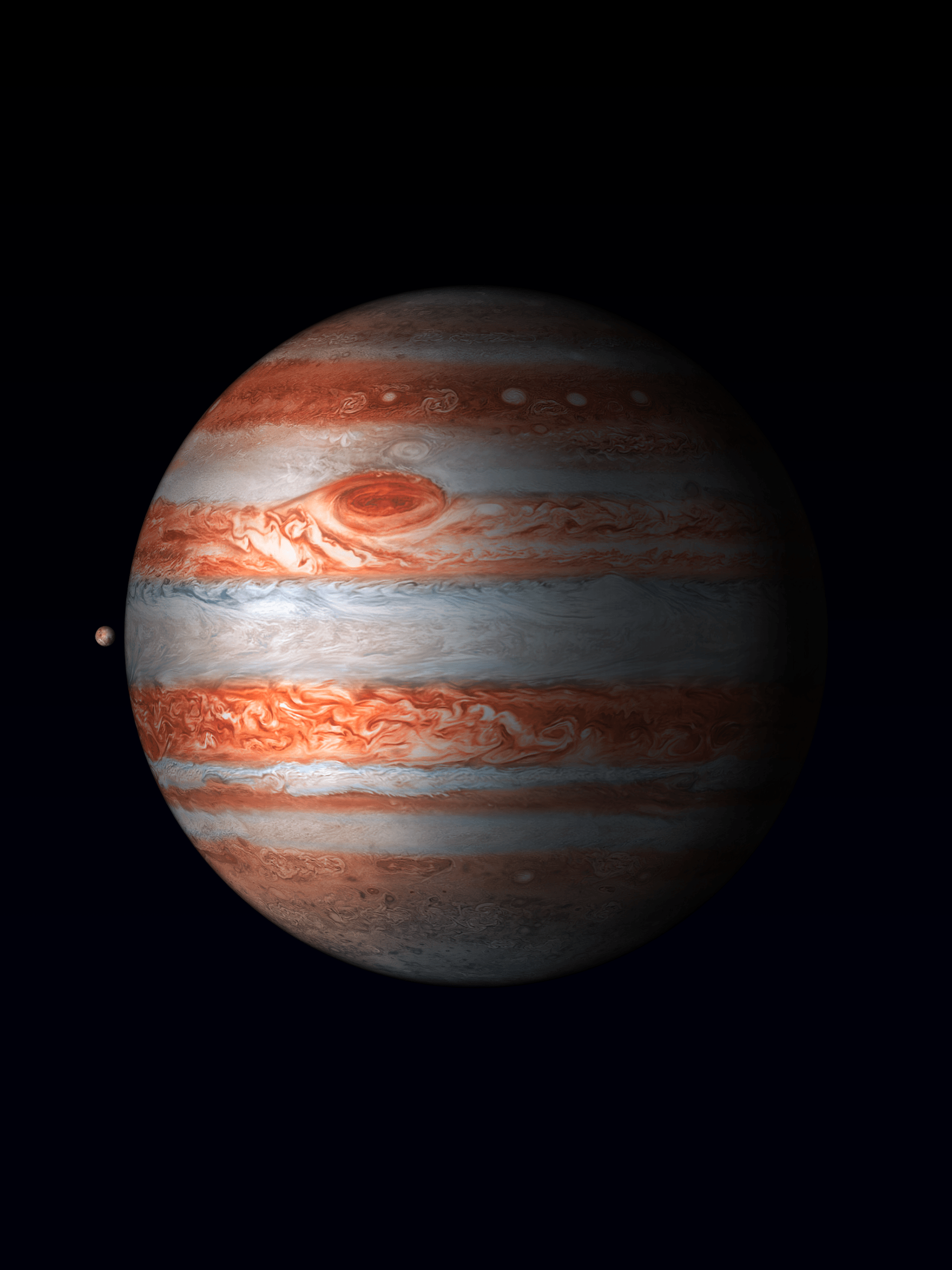 2048x2732 Jupiter Wallpapers Jupiter Backgrounds and Images 32 2048x2732