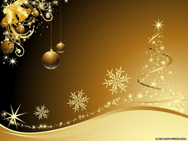 33 Beautiful Christmas and Winter themed Wallpapers for your desktop 660x495