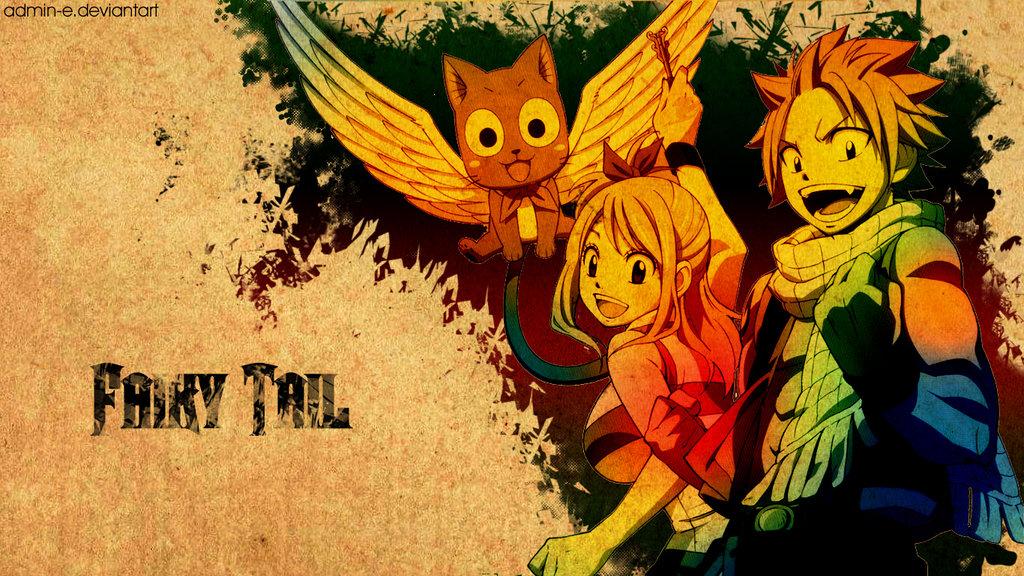 Fairy Tail Wallpaper 02 by Admin E 1024x576
