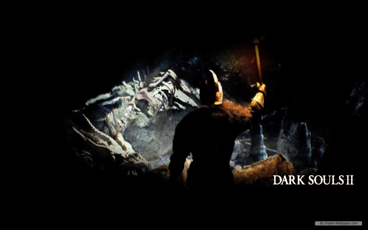 Dark Souls 2 1280x800