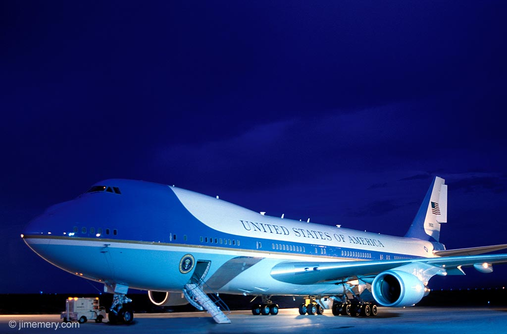 Air Force One Plane Wallpaper 1024x674