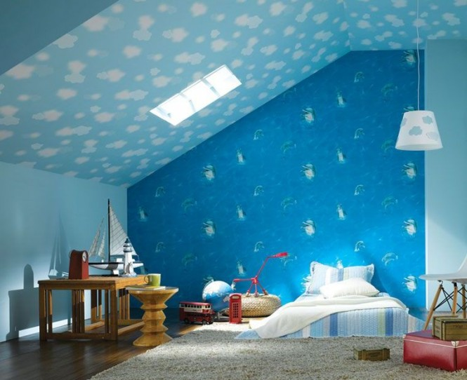 Do you want fresh up your kids room in a cool and easy way Then you 665x542