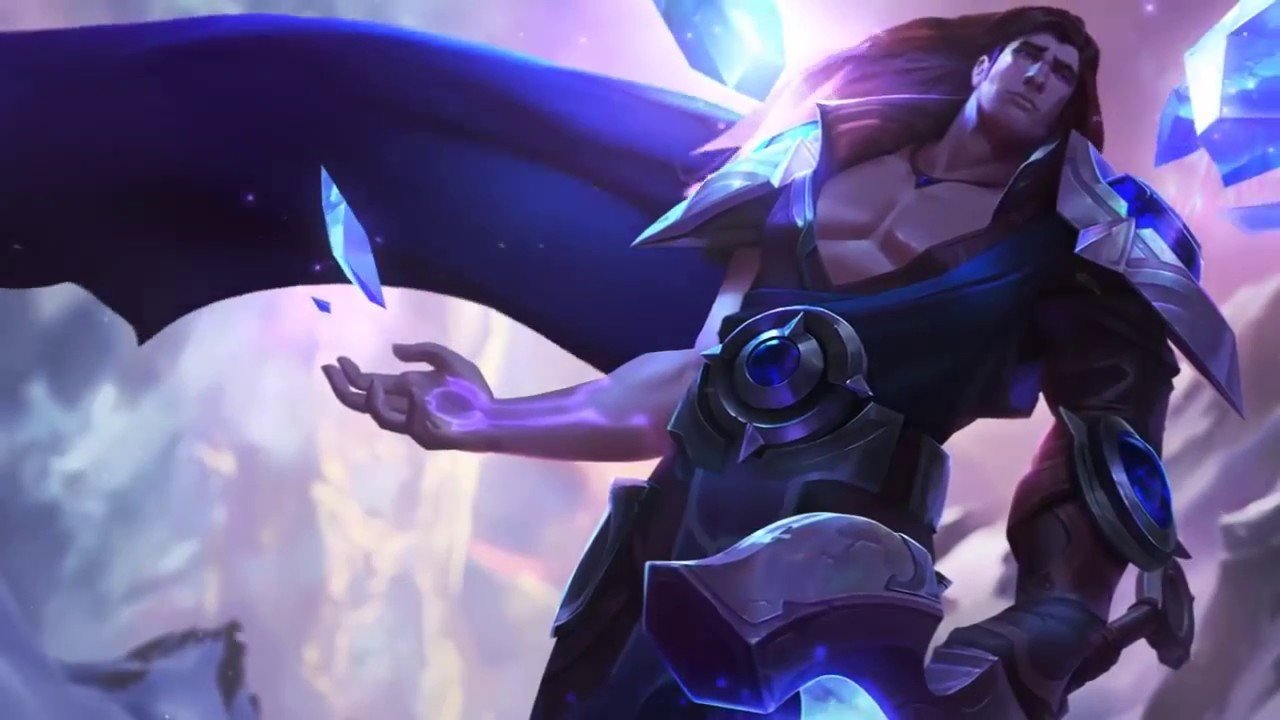 Taric   LOL Animated Wallpaper   Wallpaper Engine 1280x720