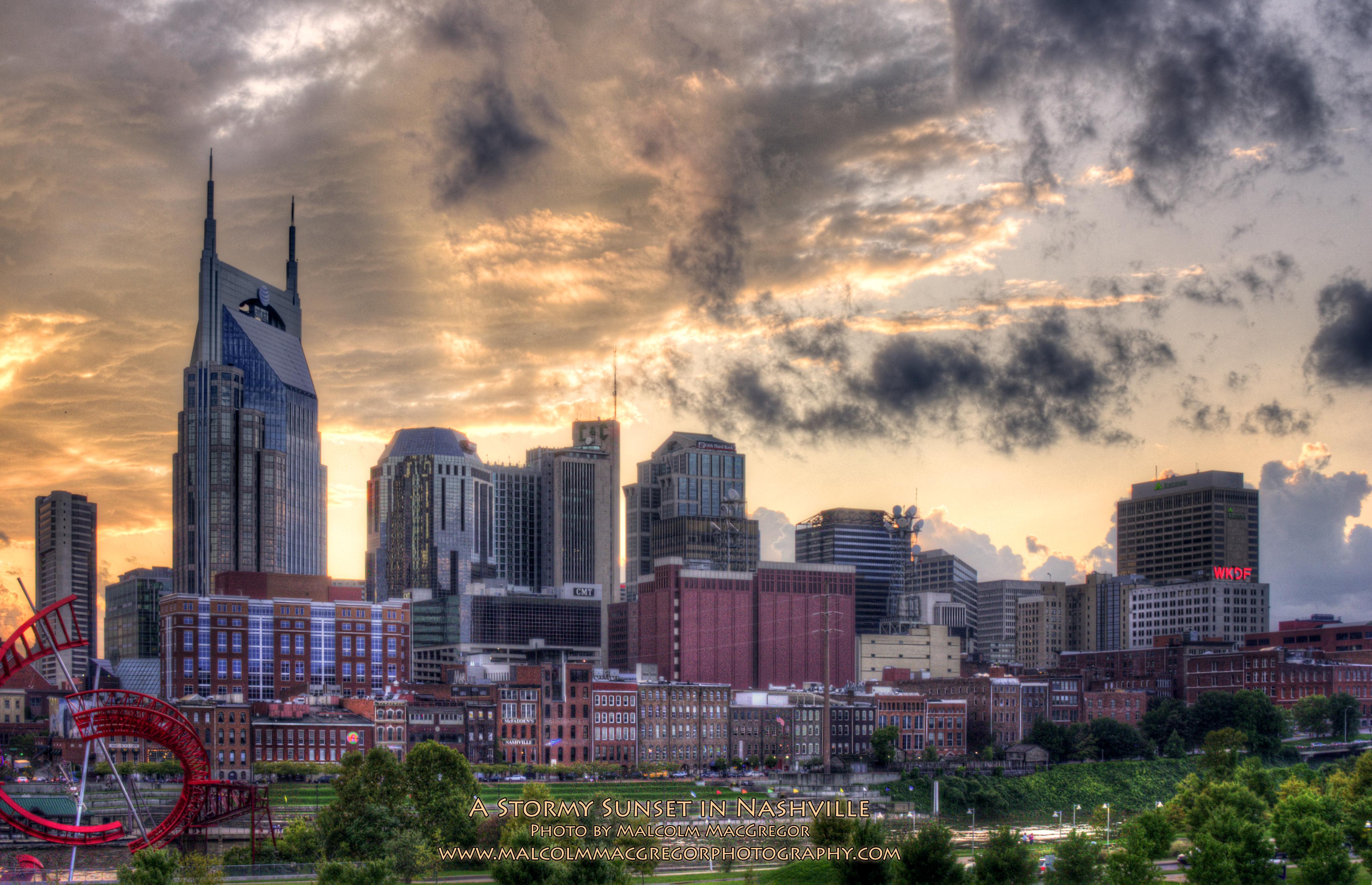 Desktop Background The Nashville Skyline Malcolm 4133x2666
